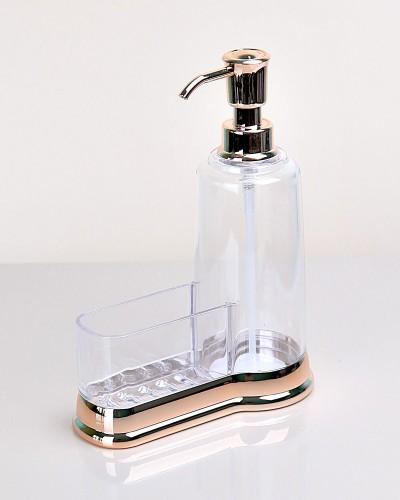 Akrilik Sıvı Sabunluk