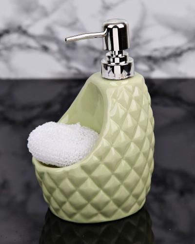 Süngerli Sıvı Sabunluk