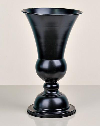 Küçük Boy Kupa Vazo Siyah