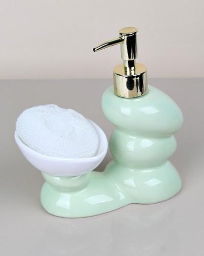 Taşlı Sıvı Sabunluk