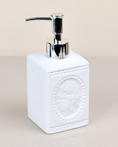 Seramik Dikdörtgen Sıvı Sabunluk